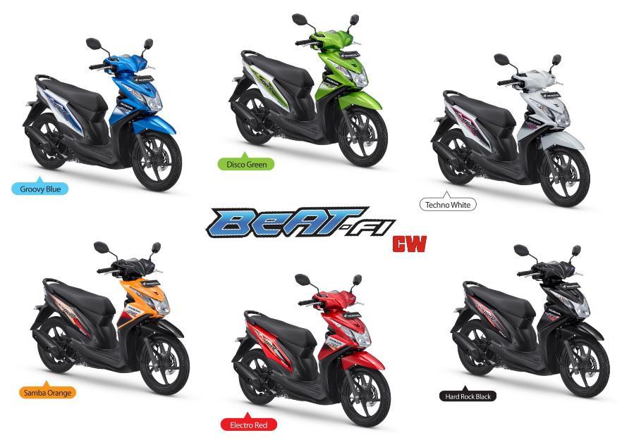Honda Motorcycles - Top Speed