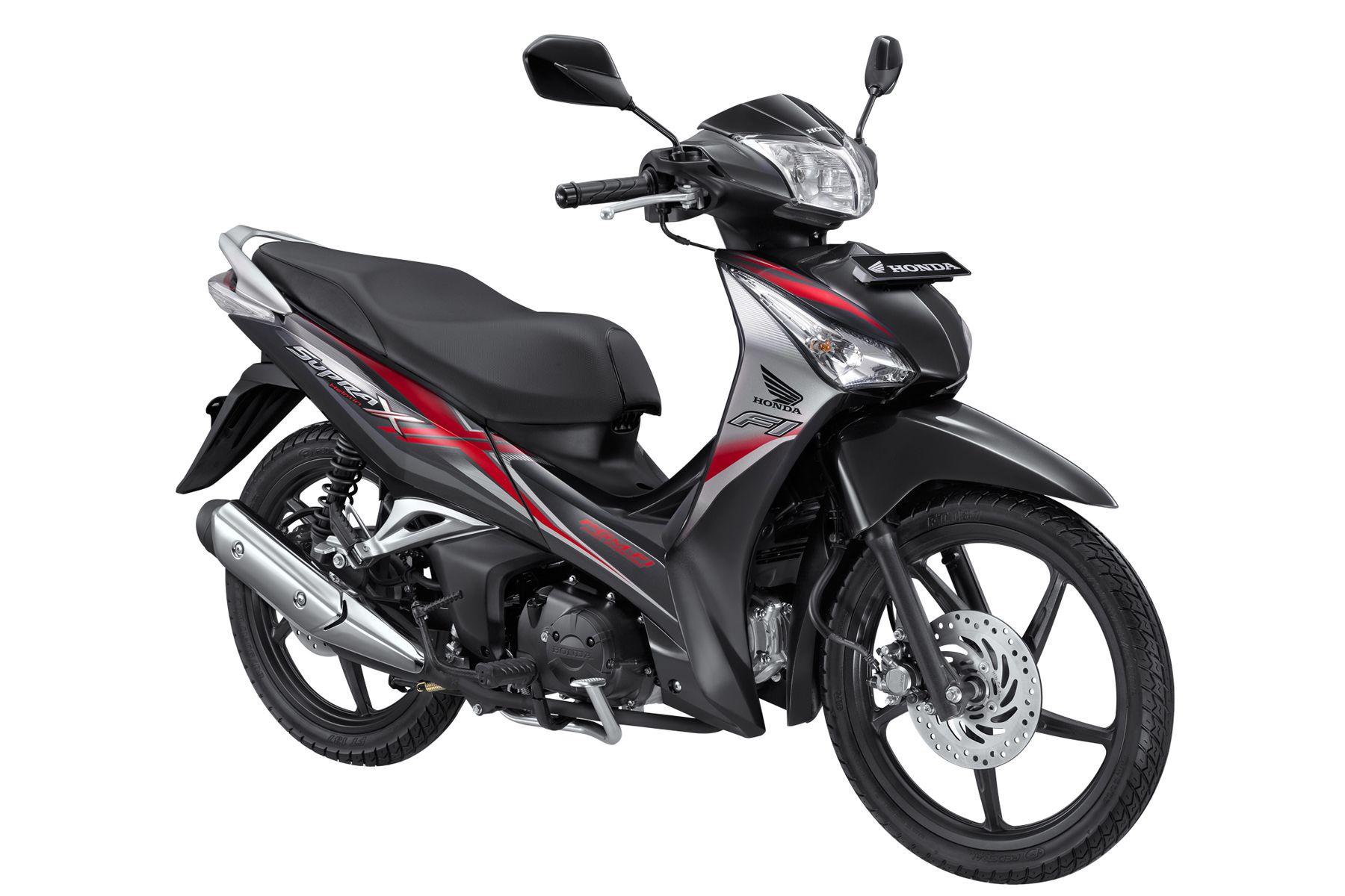 Motor Honda Supra X 125 Helm In Pgm Fi Cash Kredit Harga